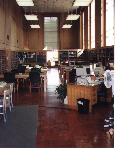 Reference Room